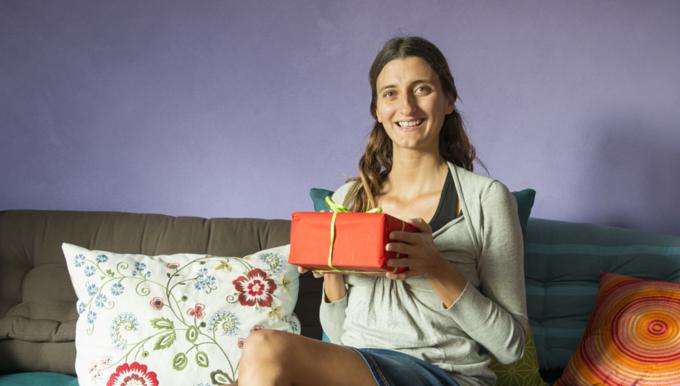 Weihnachtszeit Ist Geschenkezeit. Machen Sie Ihrer Haushaltshilfe Eine Freude!