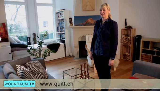Quitt.ch Auf Wohnraum TV – Im Doppelpack
