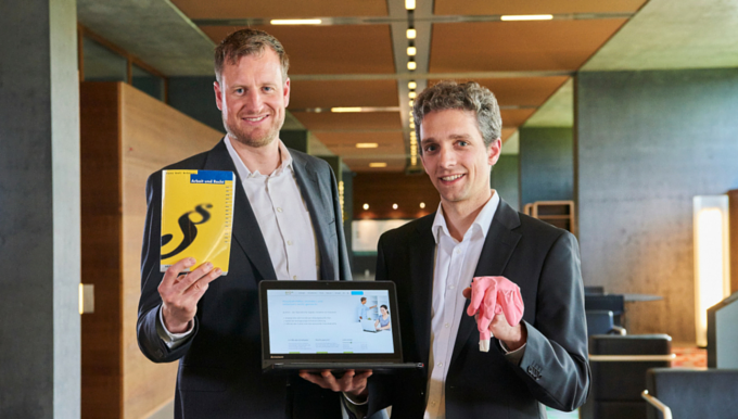 Swiss Economic Award 2016 – Quitt.ch Parmi Les 3 Finalistes