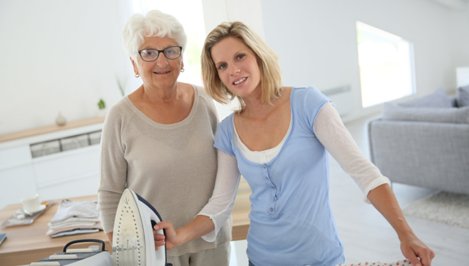 Putzfrau haushaltshilfe anmelden AHV anmeldung Rentenalter
