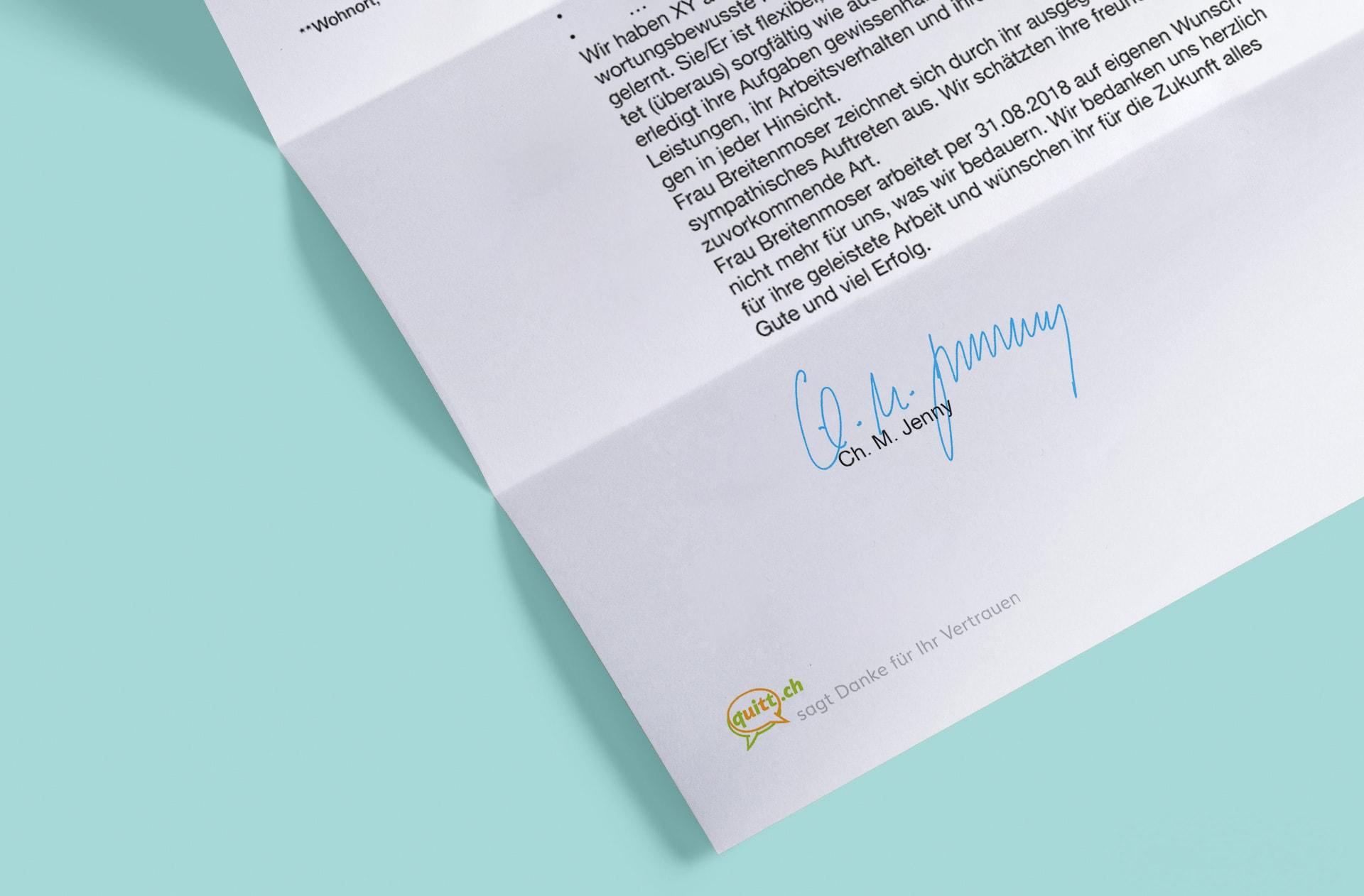 Créez Un Certificat De Travail Pour Votre Employé-e De Maison En Quelques Minutes