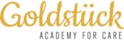 Goldstück Academy for care, Goldstück Logo, Logo Goldstück