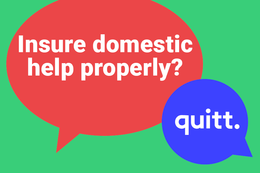 Do I Have To Insure My Domestic Help?