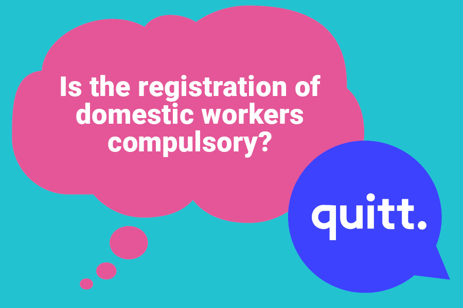 From What Wages Do I Have To Officially Register My Domestic Help?