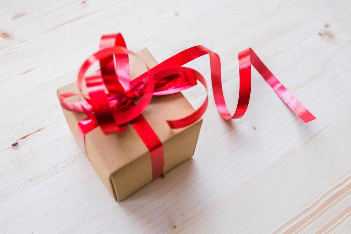 Überraschung, Geschenk
