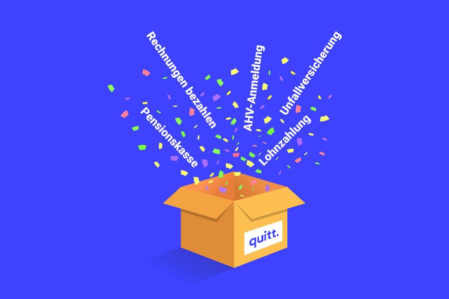 Quitt.-Service Im Vergleich