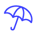 Umberella Icon, Icon umbrella